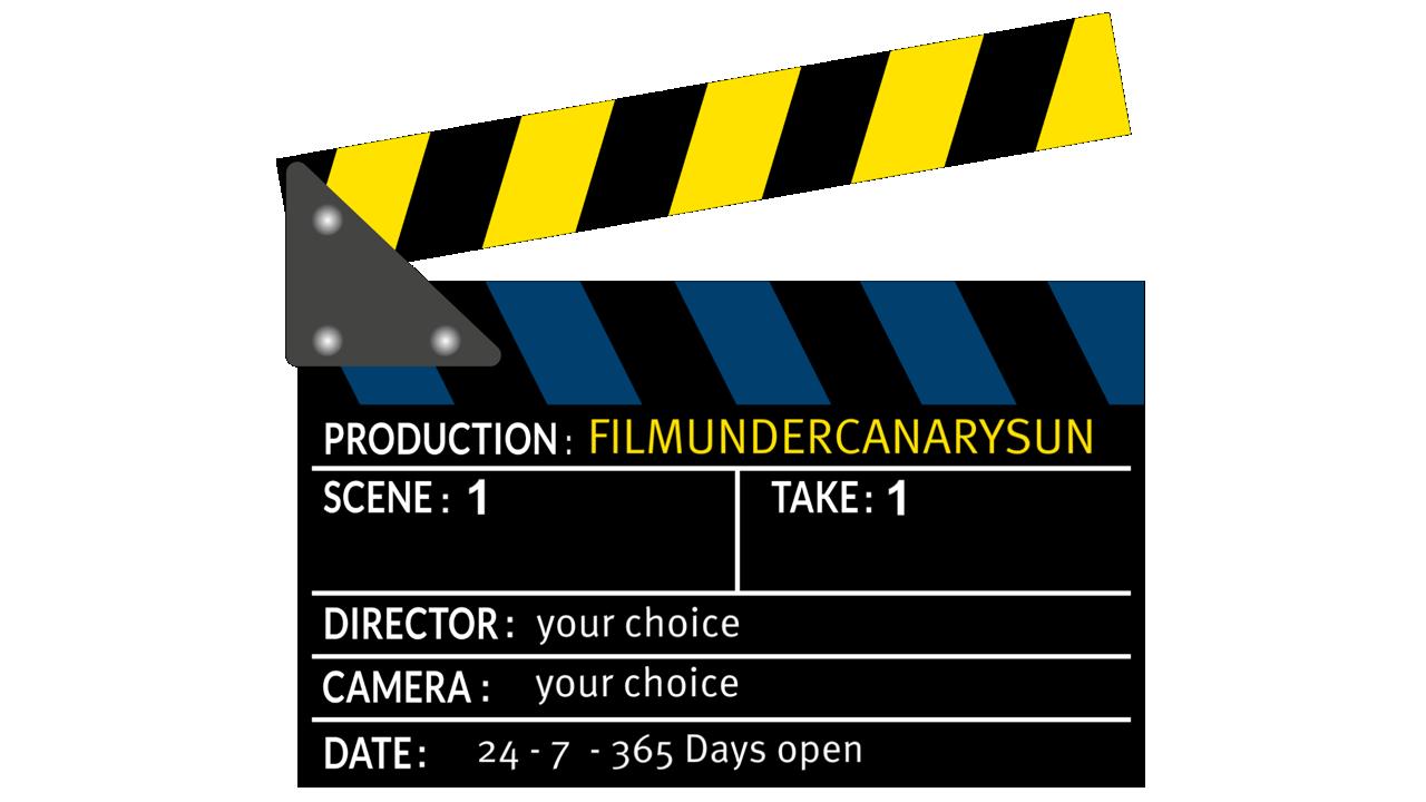 Film under Canary Sun